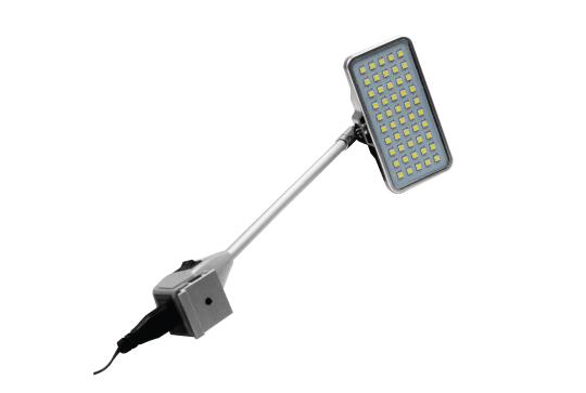 LED-spot-zilver